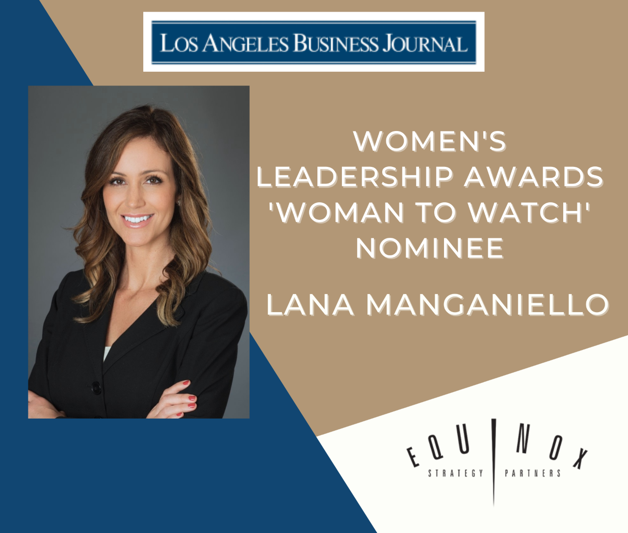 Lana Manganiello Recognized Graphic